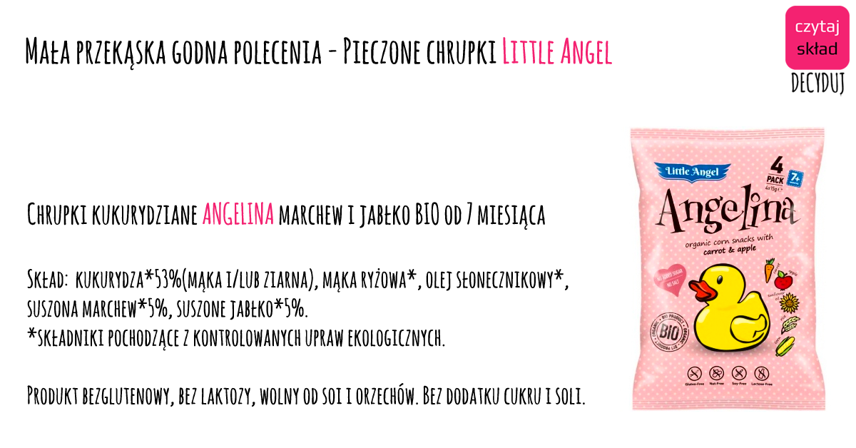 chrupki angelina