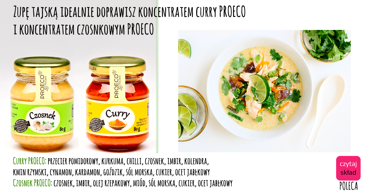 curry i czosnek