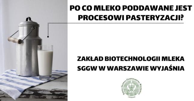 mleko sggw