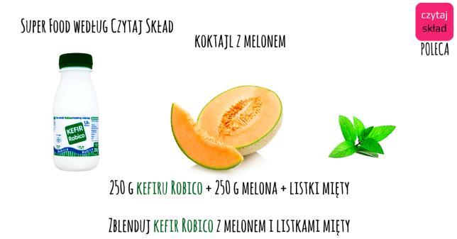 koktajl - melon