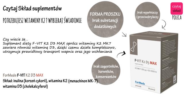 suplementy K2