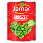JAMAR Groszek zielony i soczysty