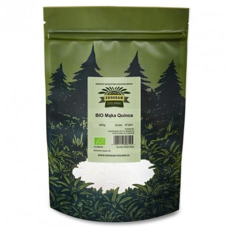 BIO Mąka z Quinoa - Ekologiczna