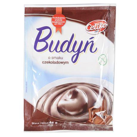 Celiko - Budyń czekoladowy bezglutenowy