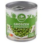 Carrefour Classic Groszek konserwowy