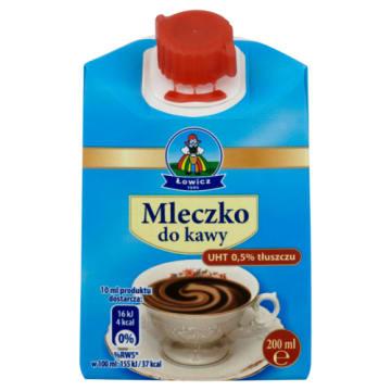 OSM ŁOWICZ Mleczko do kawy UHT 0,5%