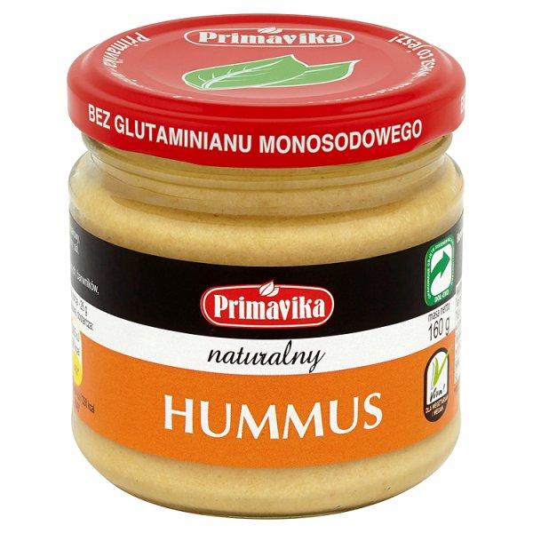 Primavika hummus naturalny