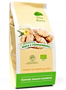 Mąka z topinamburu 500g BIO
