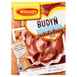 Winiary Budyń bez dodatku cukru czekoladowy smak