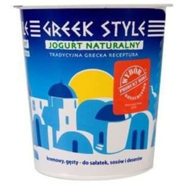 GREEK STYLE Jogurt grecki
