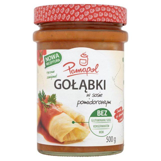 Pamapol Gołąbki w sosie pomidorowym