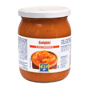 Eco+ Gołąbki W Sosie Pomidorowym