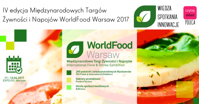 Najnowsze - WorldFood Warsaw 2017