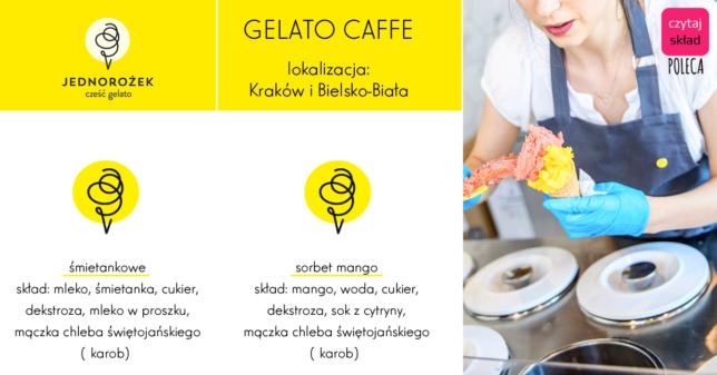 lody gelato caffe