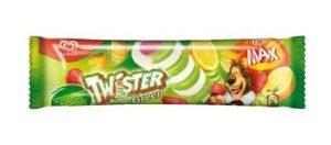 Lody Algida Max Twister