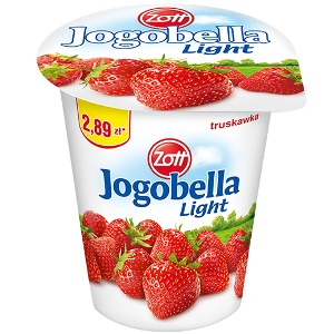 Zott Jogobella Light Jogurt Owocowy