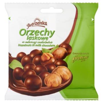 orzeszki w czekoladzie