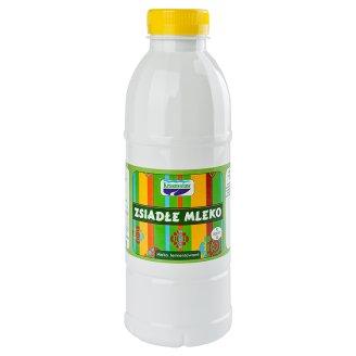 zsiadłe mleko