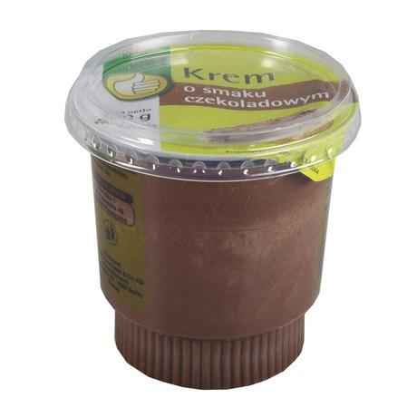 Podniesiony Kciuk - Krem czekoladowy