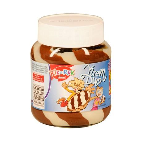 Auchan - Krem Duo Rick Rock kakaowo-orzechowy