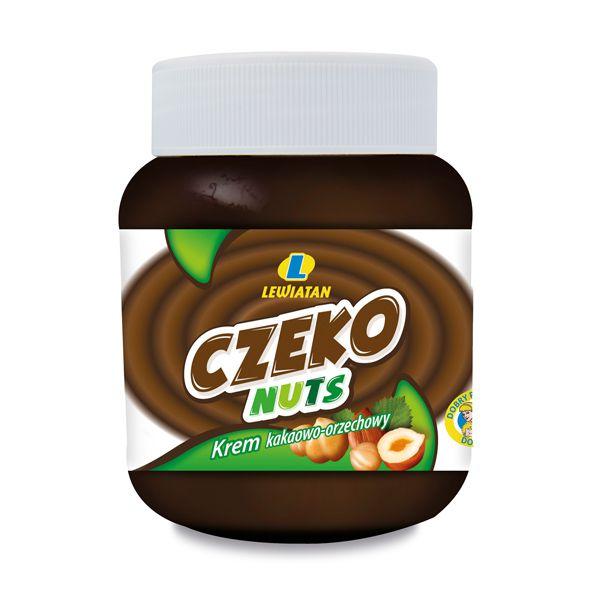 Lewiatan Krem Orzechowo-kakaowy