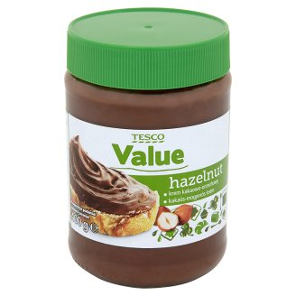 Tesco Value Krem kakaowo-orzechowy