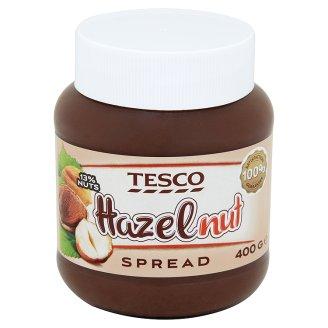 Tesco Krem do smarowania z orzechami laskowymi i kakao