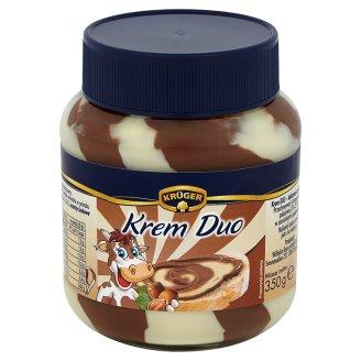 Krüger Krem Duo kakaowo-orzechowy