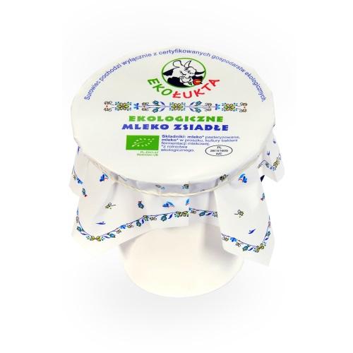 Mleko Zsiadłe EKO