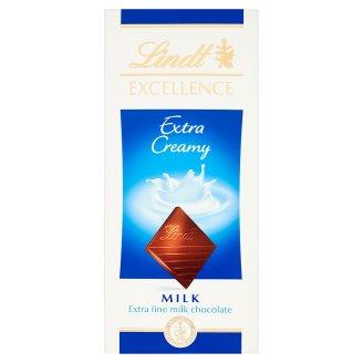 Lindt Excellence Czekolada mleczna