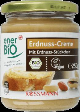 enerBiO, masło orzechowe