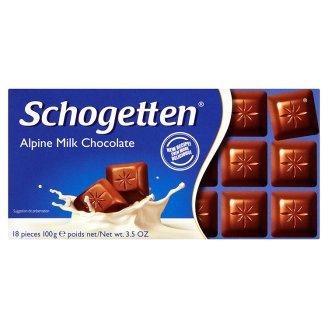 Schogetten Alpine Milk Chocolate Czekolada