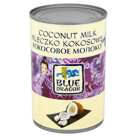 Blue Dragon - Mleczko kokosowe w puszce