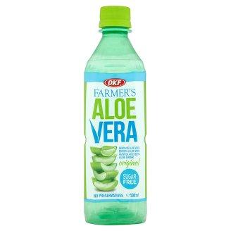 OKF Farmer's Aloe Vera Napój aloesowy bez cukru