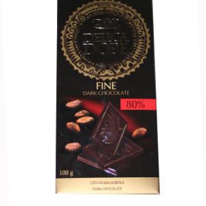 Baron Dlica Dore Dark Chocolate 80% Czekolada Gorzka