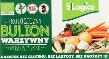Bio Logico, Wyrazisty Smak, ekologiczny bulion warzywny