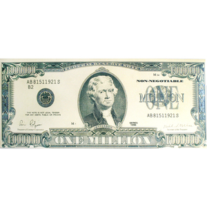 Maan Banknot Dolar Czekolada Mleczna
