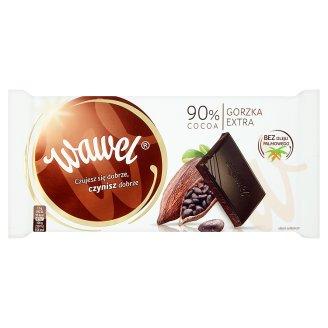 Wawel 90% Cocoa Czekolada gorzka extra