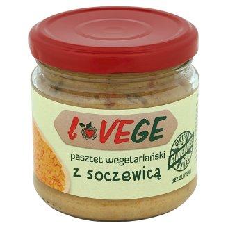 Sante Lovege Pasztet wegetariański z soczewicą