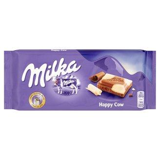Milka Czekolada mleczna Happy Cows