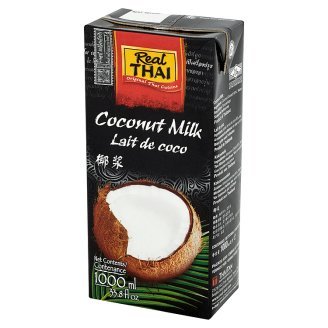 Real Thai Mleko kokosowe