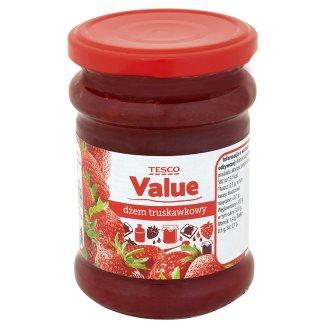 Tesco Value Dżem truskawkowy
