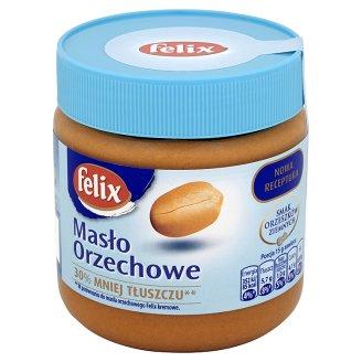 Felix Masło orzechowe 30% mniej tłuszczu