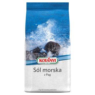 Kotányi Sól morska z Pag