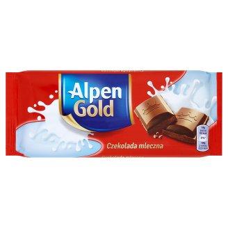 Alpen Gold Czekolada mleczna