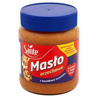 Sante Masło orzechowe z kawałkami orzechów