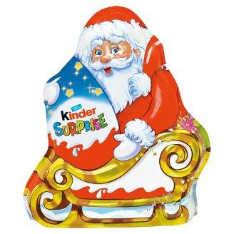 Kinder Niespodzianka Mikołaj Figurka pokryta mleczną czekoladą