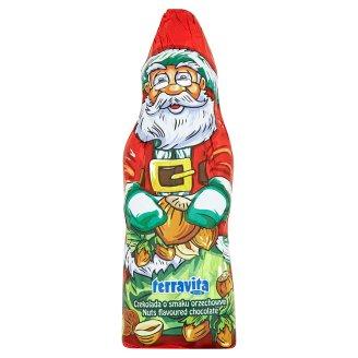Terravita Kids Mikołaj z czekolady o smaku orzechowym