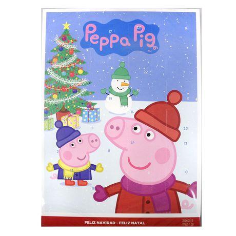 Świnka Peppa - Kalendarz Adwentowy