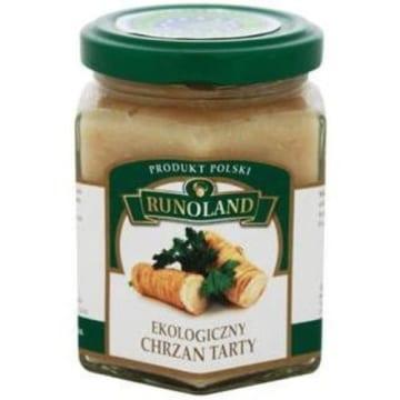RUNOLAND Chrzan tarty BIO